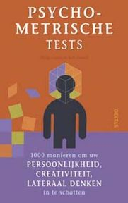 Psychometrische tests - P. Carter (ISBN 9789044708028)