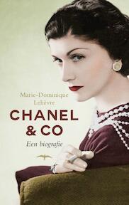 Chanel en Co - Marie-Dominique Lelievre (ISBN 9789400401693)