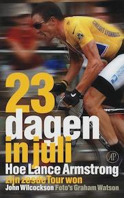 23 dagen in juli - John Wilcockson (ISBN 9789029562560)
