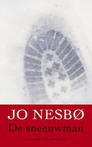 De sneeuwman - Jo Nesbo (ISBN 9789023462811)