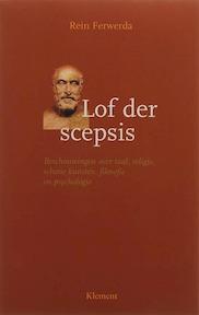 Lof der scepsis - R. Ferwerda (ISBN 9789077070444)