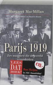 Parijs 1919 - Margeret MacMillan (ISBN 9789045850023)