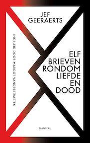 Brieven over liefde en dood - Jef Geeraerts (ISBN 9789022333945)