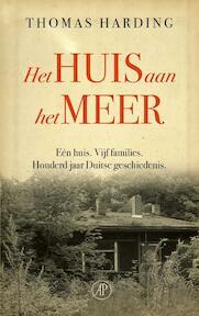 Het huis aan het meer - Thomas Harding (ISBN 9789029523752)