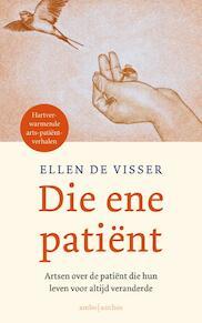 Die ene patiënt - Ellen de Visser (ISBN 9789026344848)