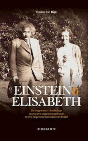 Einstein & Elisabeth - Rosine De Dijn (ISBN 9789492159298)