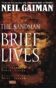 Sandman, The - Neil Gaiman (ISBN 9781852865771)