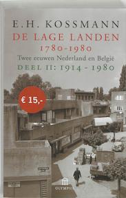 De Lage Landen - Ernst Heinrich Kossmann (ISBN 9789046701010)
