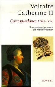 Voltaire - Catherine II - Voltaire, Catherine II (Empress Of Russia) (ISBN 9782352700074)