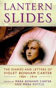 Lantern Slides - Violet Bonham Carter (ISBN 9781857998603)
