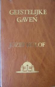 Geestelijke gaven - Jozef Rulof (ISBN 9789070554125)