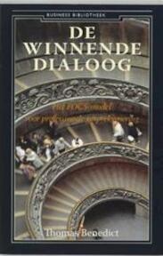 De winnende dialoog - Thomas Benedict (ISBN 9789047003311)