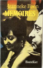 Memoires - Jeanneke Boon, Herwig Leus (ISBN 9789052400815)