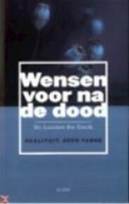 Wensen voor na de dood - Lucien De Cock, Sofie Messeman (ISBN 9789054668480)