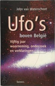 UFO's boven België - John van Waterschoot (ISBN 9789020931020)