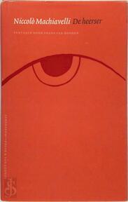 De heerser - N. Machiavelli (ISBN 9789025334024)