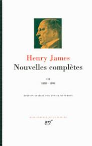 Nouvelles Complètes III - Henry James (ISBN 9782070114528)
