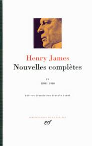 Nouvelles Complètes IV - Henry James (ISBN 9782070114672)