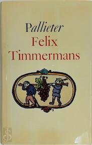 Pallieter - Felix Timmermans (ISBN 9789002146855)
