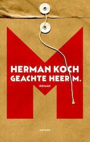 Geachte heer M. - Herman Koch (ISBN 9789041415608)