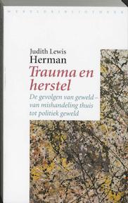 Trauma en herstel - Judith Lewis Herman (ISBN 9789028416536)