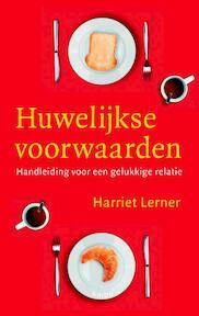 Huwelijkse voorwaarden - Harriet Lerner (ISBN 9789026325694)