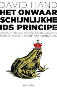 Het onwaarschijnlijkheidsprincipe - David Hand (ISBN 9789026327216)