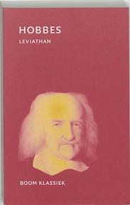 Leviathan - Thomas Hobbes (ISBN 9789053527924)