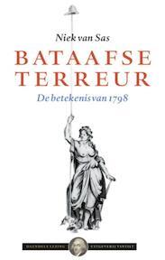 Bataafse Terreur - Niek van Sas (ISBN 9789460040849)