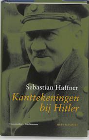 Kanttekeningen bij Hitler - S. Haffner (ISBN 9789053303221)