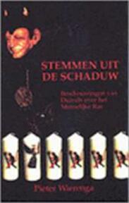 Stemmen uit de schaduw - Pieter Wierenga (ISBN 9789075568066)