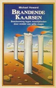 Brandende kaarsen - Michael Howard (ISBN 9789025269401)