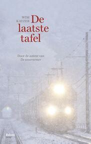Laatste tafel - Wim Kayzer (ISBN 9789460036934)