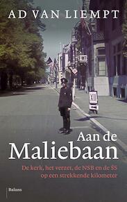 Aan de maliebaan - Ad van Liempt (ISBN 9789460037672)
