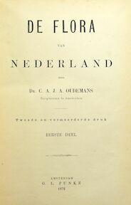 De Flora van Nederland - C.A.J.A. Oudemans