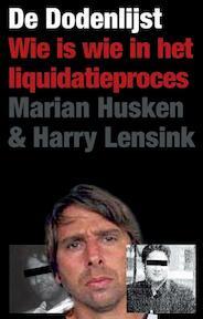 De dodenlijst - Marian Husken, Harry Lensink (ISBN 9789460030239)