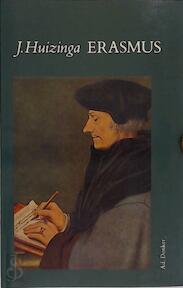 Erasmus - J. Huizinga (ISBN 9789061001553)
