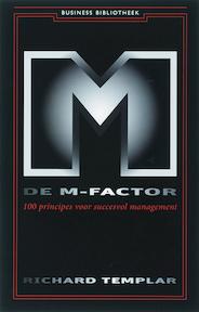 De M-factor - R. Templar (ISBN 9789047000303)