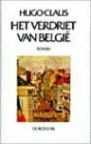 Het verdriet van Belgie - Hugo Claus (ISBN 9789023430988)