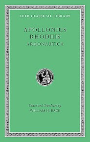 Apollonius Rhodius Argonautica (Trans. Race) (Greek) - Apollonius Rhod (ISBN 9780674996304)