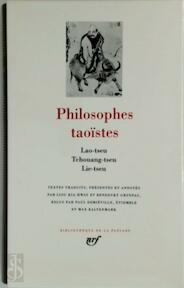 Philosophes taoïstes - Unknown