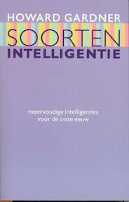 Soorten intelligentie - H. Gardner (ISBN 9789057121333)