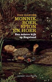 Monnik boer spion en hoer - Ivan Ollevier (ISBN 9789089243133)