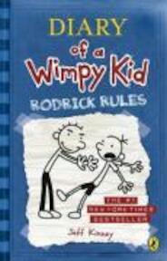 Rodrick Rules - Jeff Kinney (ISBN 9780141324913)