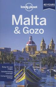 Lonely Planet Country Malta and Gozo dr 5 (ISBN 9781741799163)
