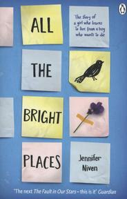 All the Bright Places - Jennifer Niven (ISBN 9780141357034)