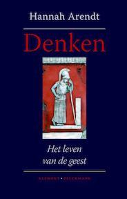 Denken - Hannah Arendt (ISBN 9789086871018)