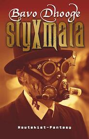 Styxmata - Bavo Dhooge (ISBN 9789089243737)