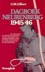 Dagboek neurenberg 1945-46 - Gilbert (ISBN 9789060106112)