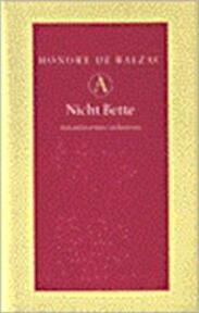 Nicht Bette - Honoré de Balzac (ISBN 9789025302979)